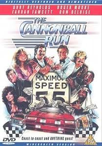 Cannonball Run [DVD]