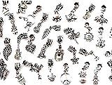 10 Mixed Tibetan silver dangle Charms