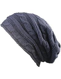 treestar cálido invierno gorro de punto navidad regalo impresión Twist frío  al aire libre resistente al viento Unisex 1 pieza d3ffb6b5bc4