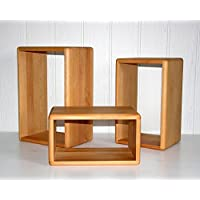 suchergebnis auf f r regal kernbuche massiv geoelt k che haushalt wohnen. Black Bedroom Furniture Sets. Home Design Ideas
