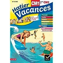 Hatier Vacances - du CM1 vers le CM2 9/10 ans