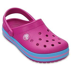 Crocs Crocband Girls Clog in Purple