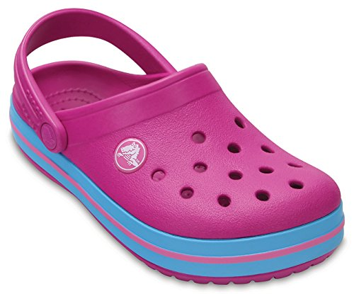 Crocs Crocband Girls Clog in Purple