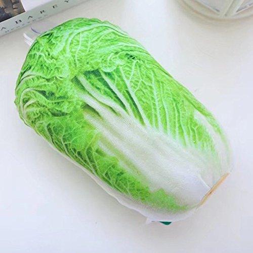 Outflower Cute Plüsch Gemüse Series Chinakohl Geformt Kissen Mini Kissen Spielzeuge