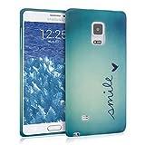 kwmobile Hülle TPU Silikon Case für Samsung Galaxy Note