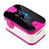Best Pulse Oximeters - Fingertip Pulse Oximeter Blood Oxygen Saturation Monitor Review