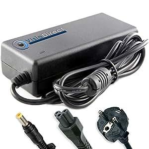 Visiodirect® Adaptateur Alimentation Chargeur pour ordinateur portable ACER Aspire E1-731-B986G1TMnii