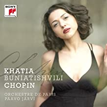 Khatia Buniatishvili plays Chopin