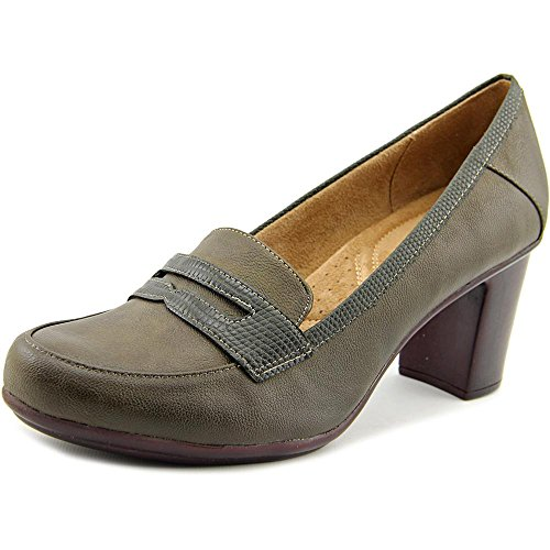 Naturalizer Quirk Cuir Talons Olive