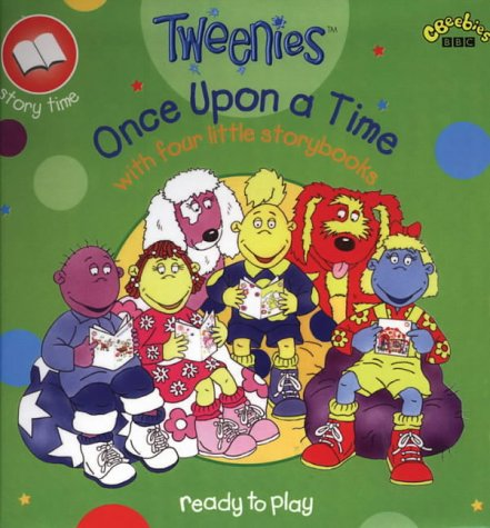 Tweenies- Once Upon a Time - with Four Little Storybooks(Pplcwoj)