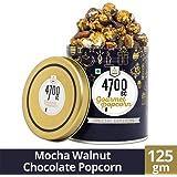 4700BC Mocha Walnut Chocolate Popcorn, Tin, 125g