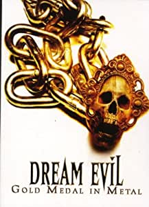 Dream Evil - Gold Medal in Metal [DVD + 2cd]