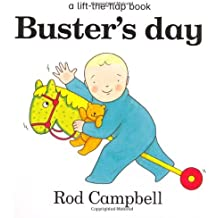 Buster's Day: Lift-the-flap Book (Picturemac)