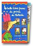 4 belles lisses poires du prince de Motordu - Le Petit Motordu - Au loup tordu - La Belle Lisse Poire du prince de Motordu - Motordu papa - Editions Gallimard - 05/09/1997