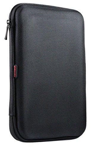 Navitech Bookstyle Tasche schwarz Hisense Sero 8 Tablet PC (Hisense Tablets)