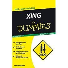 XING für Dummies by Constanze Wolff (2014-01-16)