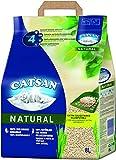 Catsan 4008429117138 - Spargisale per gatti Klumpstreu Natural (1 x 8 l)