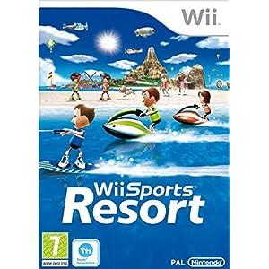 Wii Sports Resort inkl. Wii Motion Plus – UK (Wii) Z2 lose