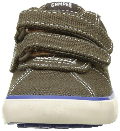 Sneakers verde Escuro Perseguição Jovem Campista 003 Verde Awx5fFznq