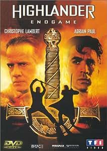 Highlander 4, Endgame - Édition 2 DVD