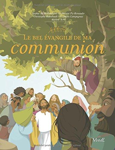 Le bel vangile de ma communion