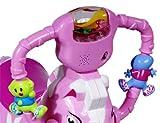 ARTI Schaukelpferd Modell 667-47 ML - Rosa Schaukel Pferd, Pink Pony, Schaukeltier mit elektrischer Standfuß Test
