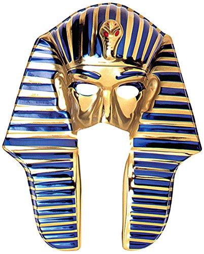 Tutankhamen Mask PVC New Years P...