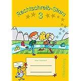 Rechtschreib-Stars: 3. Schuljahr - Übungsheft: Mit Lösungen