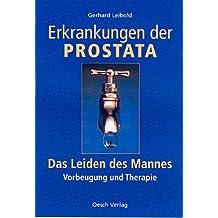 Erkrankungen der Prostata