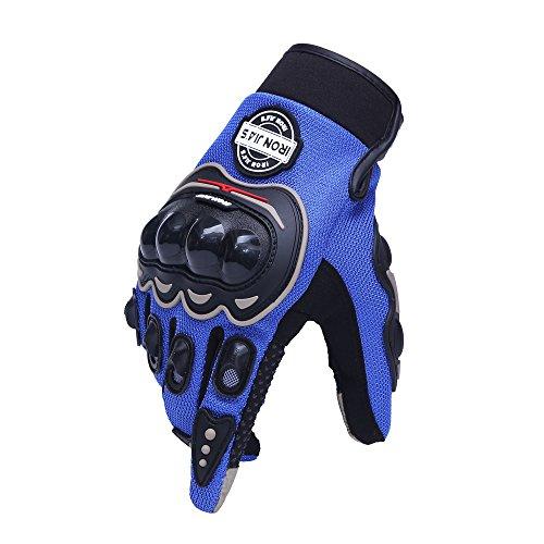 Guantes de motos motocicleta para carreras todo terreno, guantes de moto para...