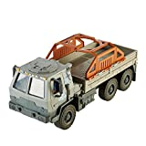 Matchbox Jurassic World Off Road Rescue Rig Version Anglaise