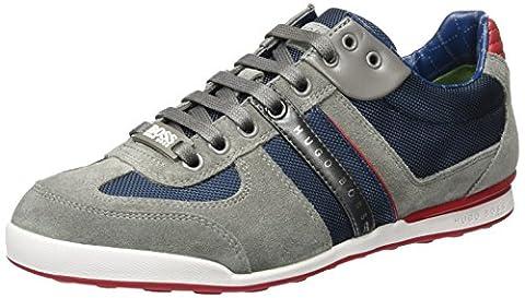 BOSS Green Herren Akeen 10167168 01 Sneaker, Grau (Open Grey), 43 EU