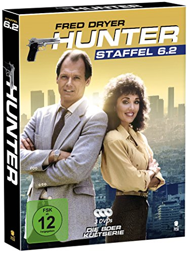 Staffel 6.2 (3 DVDs)