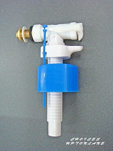 Flush Daddy 1/5,1cm WC-Spülkasten Seite Eintrag Füllung Ventil mit Messing Schwanz NJ313
