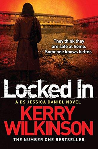 Jessica Daniel series: Locked In/Vigilante/The Woman in Black - Books 1-3