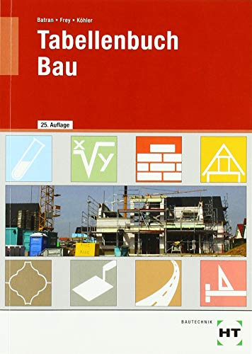Tabellenbuch Bau -