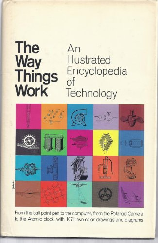 The Way Things Work: An Illustrated Encyclopedia of Technology
