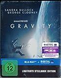 Gravity [Steelbook] [Blu-ray] -