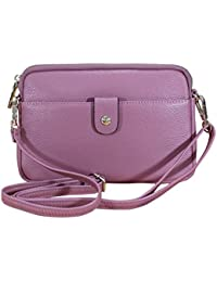 Bulchee Pink Sling Bag (Pink)-8907382012886