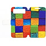 Flip Pu Leather Carcasa Cover para Funda Ringing Bells Freedom 251 Funda Case SC