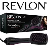 Brand New Revlon Womens Ionising Hot Air Paddle Brush Hair Dryer Styler Dry and Style New