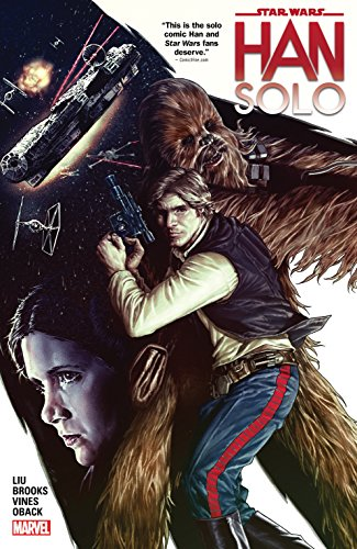 Collects Han Solo (2016) #1-5.Everyone's favorite scoundrel goes Solo! Han is given a top-secret undercover mission for the Rebellion: rescuing several informants and spies! His cover for the assignment? Only the biggest and most infamous starship ra...