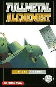 Fullmetal Alchemist Edition simple Tome 25