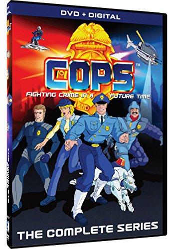 C.O.P.S.: COMPLETE SERIES - C.O.P.S.: COMPLETE SERIES (5 DVD)