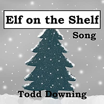 Elf on the Shelf Song - inexpensive UK light store.