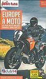 Guide Europe à Moto 2017 Petit Futé