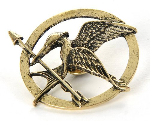 Katniss Kostüm Pin - Die Tribute Von Panem Spotttölpelbrosche Katniss