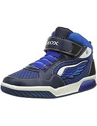 Geox - J Inek Boy D - Baskets Hautes - Garçon