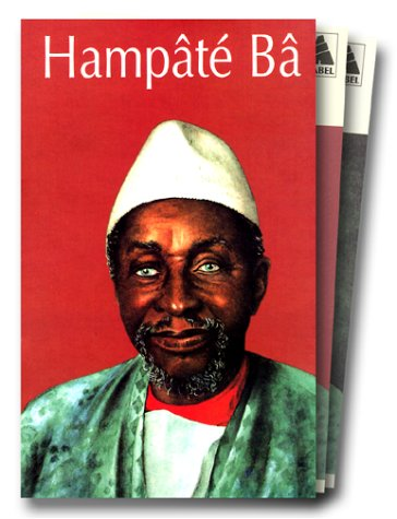 Mémoires coffret 2 volumes : Tome 1, oui mon commandant ! Tome 2 , Amkoullel, l'enfant peul par Amadou Hampâté Bâ