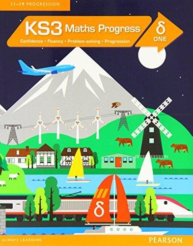 KS3 Maths Progress: Student Book Delta 1 (KS3 Maths series) (1st Edition) [Paperback]